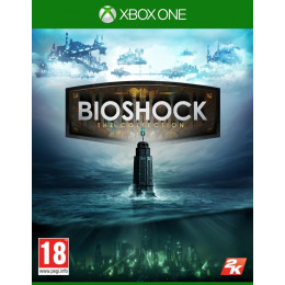 Coperta BIOSHOCK THE COLLECTION - XBOX ONE