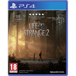 Coperta LIFE IS STRANGE 2 - PS4
