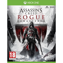 Coperta ASSASSINS CREED ROGUE REMASTERED - XBOX ONE
