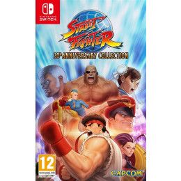 Coperta STREET FIGHTER 30 ANNIVERSARY COLLECTION - SW