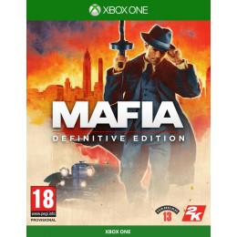 Coperta MAFIA DEFINITIVE EDITION - XBOX ONE