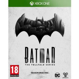 Coperta TELLTALE BATMAN GAME - XBOX ONE
