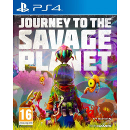 Coperta JOURNEY TO THE SAVAGE PLANET - PS4