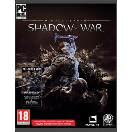 Coperta MIDDLE EARTH SHADOW OF WAR - PC