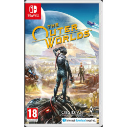 Coperta THE OUTER WORLDS - SW