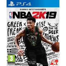 Coperta NBA 2K19 - PS4