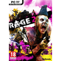Coperta RAGE 2 - PC