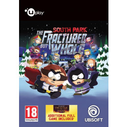 Coperta SOUTH PARK THE FRACTURED BUT WHOLE - PC (UPLAY CODE)