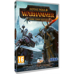 Coperta TOTAL WAR WARHAMMER DARK GODS EDITION - PC