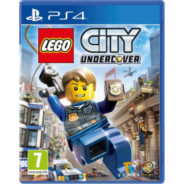 Coperta LEGO CITY UNDERCOVER - PS4
