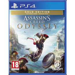 Coperta ASSASSINS CREED ODYSSEY GOLD EDITION - PS4