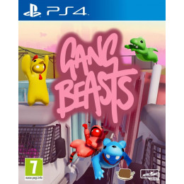 Coperta GANG BEASTS - PS4