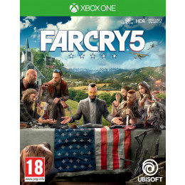 Coperta FAR CRY 5 - XBOX ONE