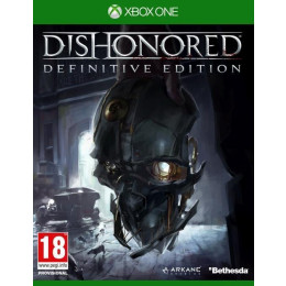 Coperta DISHONORED DEFINITIVE EDITION GOTY HD - XBOX ONE