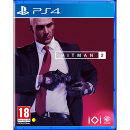 Coperta HITMAN 2 - PS4
