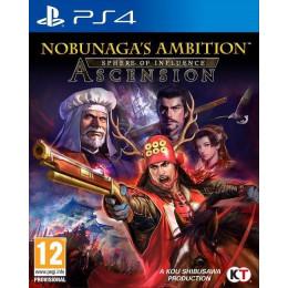 Coperta NOBUNAGA SPHERE OF INFLUENCE ASCENSION - PS4