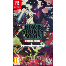Coperta TRAVIS STRIKES AGAIN NO MORE HEROES - SW