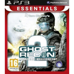 Coperta GHOST RECON ADVANCED WARFIGHTER 2 ESSENTIALS - PS3