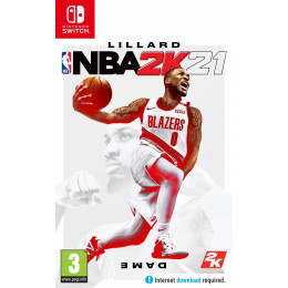 Coperta NBA 2K21 - SW