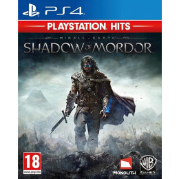 Coperta MIDDLE EARTH SHADOW OF MORDOR PLAYSTATION HITS - PS4