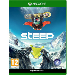 Coperta STEEP - XBOX ONE