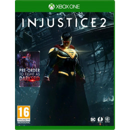 Coperta INJUSTICE 2 - XBOX ONE