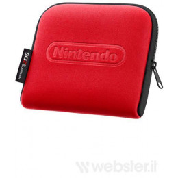 Coperta NINTENDO 2DS BLACK & RED CARRYING CASE - GDG