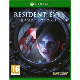 Coperta RESIDENT EVIL REVELATIONS - XBOX ONE