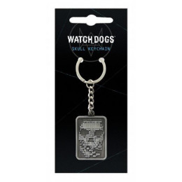 Coperta WATCH DOGS KEYCHAIN SKULL