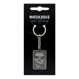 Coperta WATCH DOGS KEYCHAIN SKULL