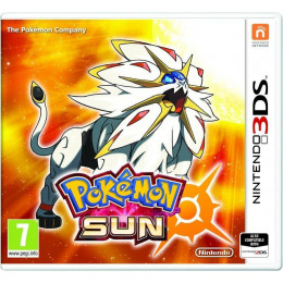 Coperta POKEMON SUN - 3DS