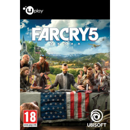 Coperta FAR CRY 5 - PC (UPLAY CODE)