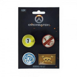 Coperta OVERWATCH ROADHOG PIN SET