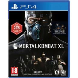 Coperta MORTAL KOMBAT XL - PS4
