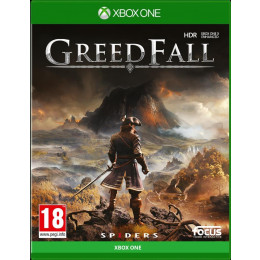 Coperta GREEDFALL - XBOX ONE