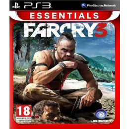 Coperta FAR CRY 3 ESSENTIALS - PS3