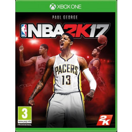 Coperta NBA 2K17 - XBOX ONE
