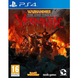 Coperta WARHAMMER END TIMES VERMINTIDE - PS4