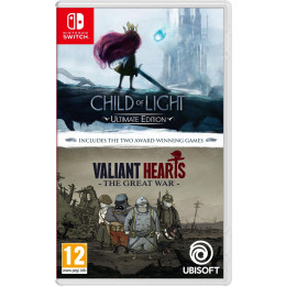 Coperta COMPILATION CHILD OF LIGHT & VALIANT HEARTS - SW