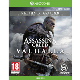 Coperta ASSASSINS CREED VALHALLA ULTIMATE EDITION - XBOX ONE