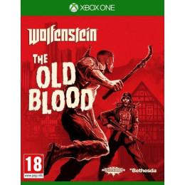 Coperta WOLFENSTEIN THE OLD BLOOD - XBOX ONE