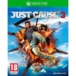 Coperta JUST CAUSE 3 - XBOX ONE