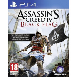 Coperta ASSASSINS CREED 4 BLACK FLAG - PS4