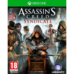 Coperta ASSASSINS CREED SYNDICATE - XBOX ONE