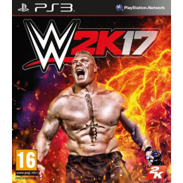 Coperta WWE 2K17 - PS3