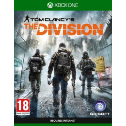 Coperta THE DIVISION - XBOX ONE