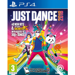 Coperta JUST DANCE 2018 - PS4