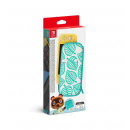 Coperta NINTENDO SWITCH LITE CARRYING CASE & SCREEN PROTECTOR ANIMAL CROSSING EDITION - GDG