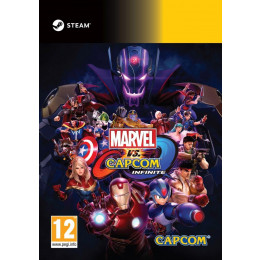 Coperta MARVEL VS CAPCOM INFINITE - PC (STEAM CODE)