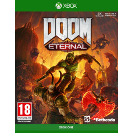 Coperta DOOM ETERNAL - XBOX ONE